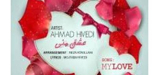دانلود آلبوم جدید و فوق العاده زیبای آهنگ تکی از احمد هیودی