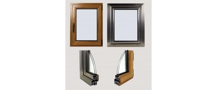 شرکت در پنجره دو سه جداره آلومینیومی ترمال بریک