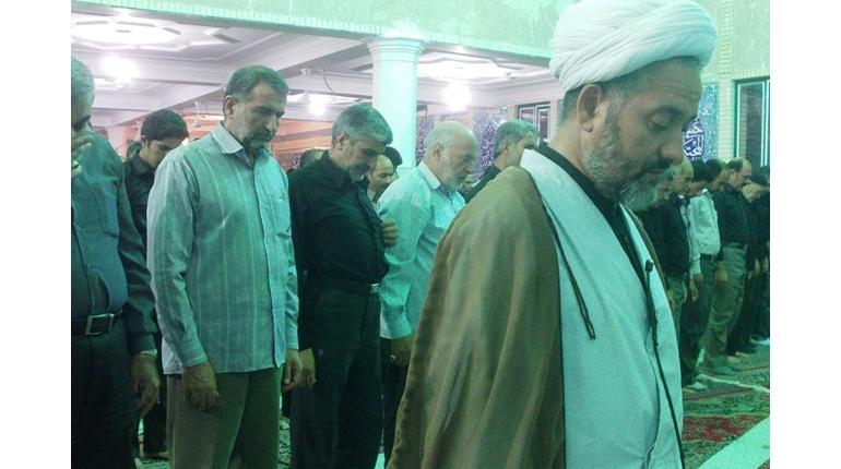 لیالی قدر در مسجد امام خمینی (ره)