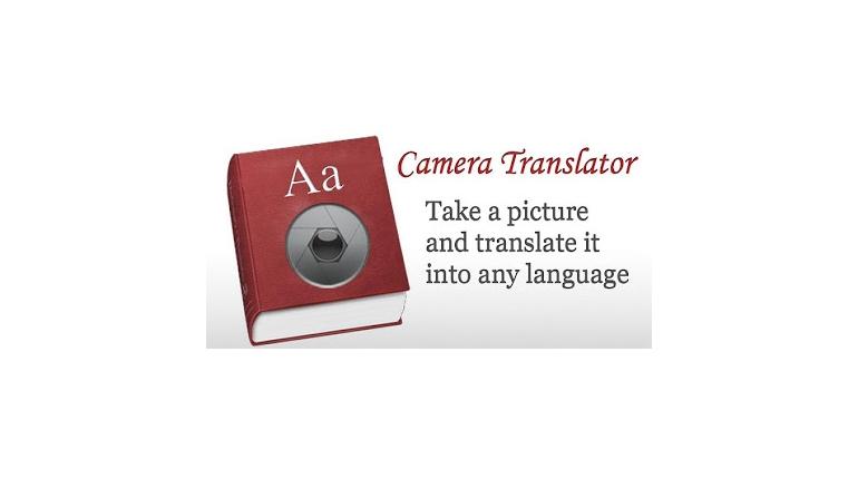 دانلود نرم افزار ترجمه متن عکس اندروید Camera Translator