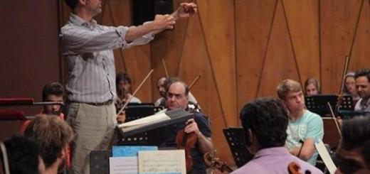 حضور دوباره رهبر ارکستر جوانان جهان در تهران