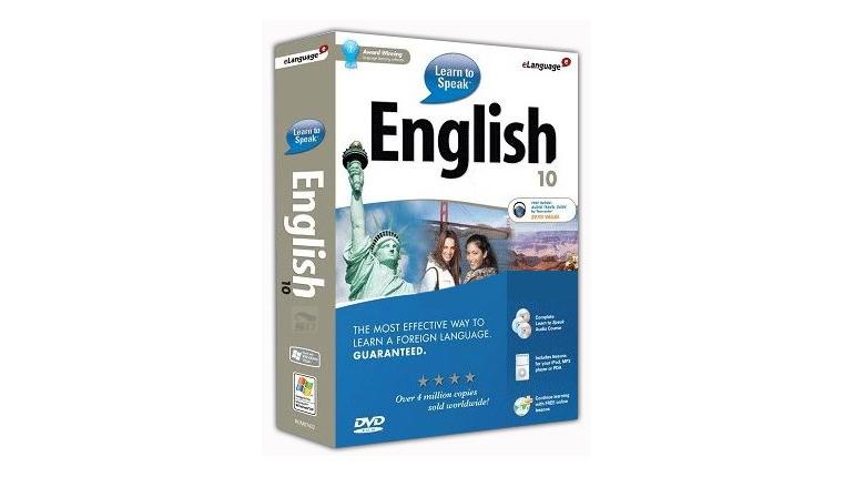 نرم افزار جامع آموزش زبان انگلیسی - Learn To Speak English 10
