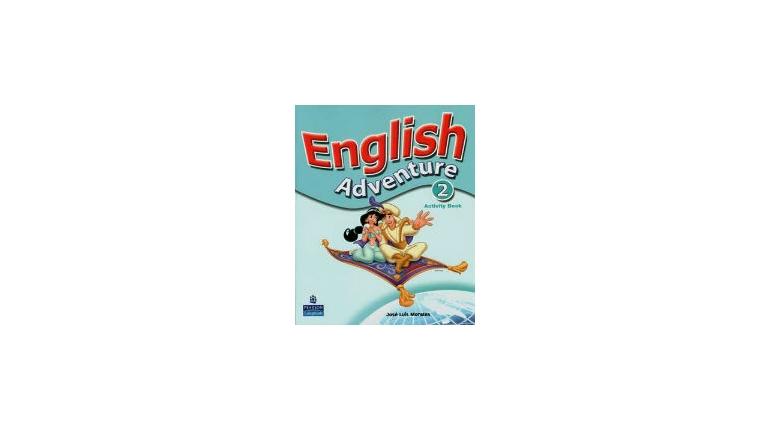 دانلود English Adventure 2
