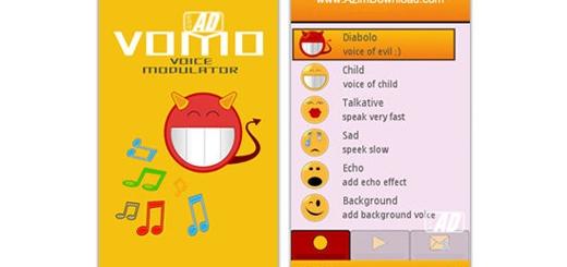 برنامه تغییر صدا VoMo v.1.00