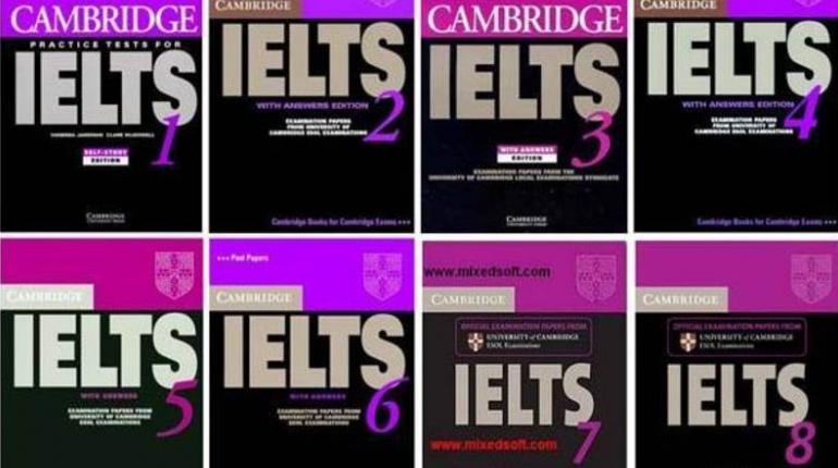دانلود کتاب های آمادگی آزمون آیلتس 11-1 Cambdrige IELTS