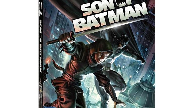 دانلود رایگان انیمیشن جدید پسر بتمن Son of Batman 2014