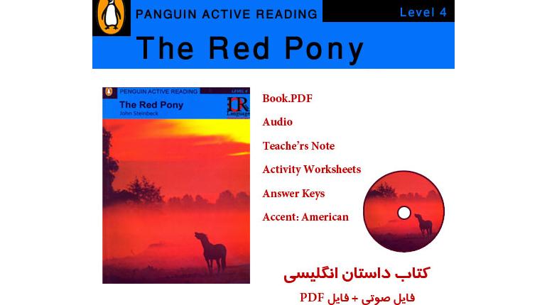 دانلود کتاب داستان انگلیسی سطح 4 - The Red Pony