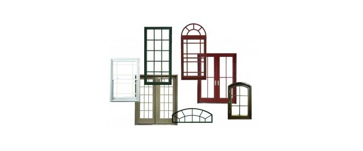 در و پنجره دو سه جداره وین تک