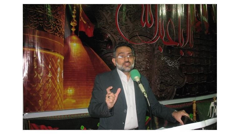 گزارش تصویری سخنرانی دکتر حسینی وزیر سابق فرهنگ و ارشاد اسلامی در مسجد حضرت امام خمینی (ره) شهرستان خمین