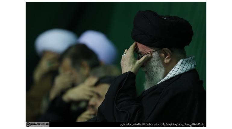 مراسم بزرگداشت حضرت آیتالله تهرانی در حسینیه امام خمینی برگزار شد