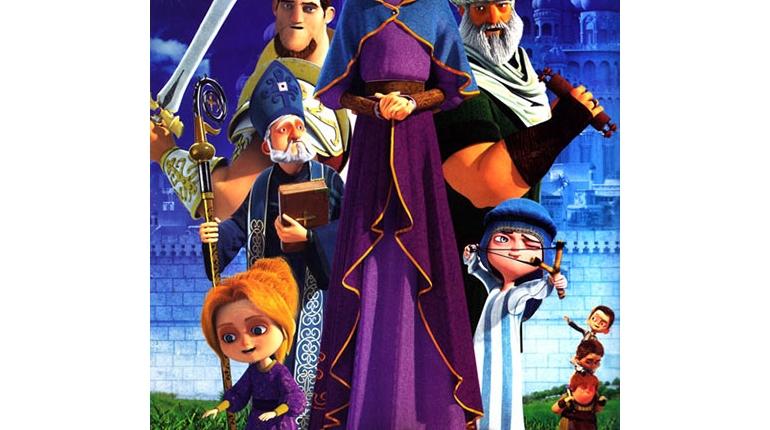 دانلود رایگان انیمیشن جدید ایرانی شاهزاده روم بالینک مستقیم