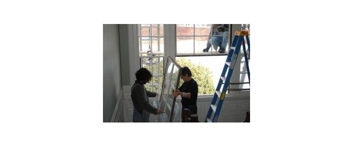 شرکت تعویض و نصب پنجره دوجداره upvc بدون خرابی