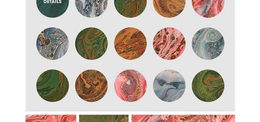 دانلود 15 تصویر تکسچر کاغذی با طرح سنگ مرمر