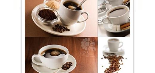 دانلود تصاویر با کیفیت قهوه، فنجان قهوه و دستگاه قهوه ساز