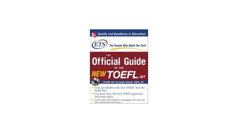 دانلودنرم افزارکتابThe Official Guide to the TOEFL iBT