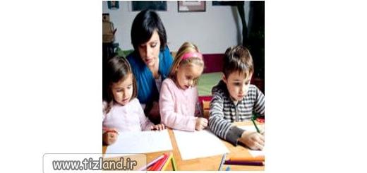 روش های آموزش در خانه
