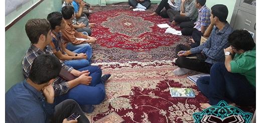 دومین دیدار با امام جماعت 2 اردیبهشت 94