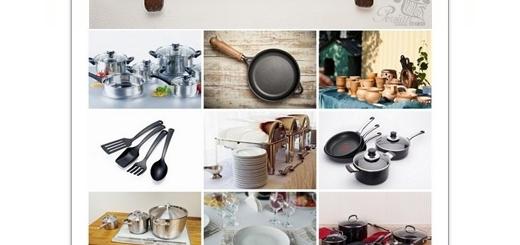 دانلود تصاویر با کیفیت وسایل آشپزی و آشپزخانه، ظروف، قابلمه، کفگیر، قوری و ...