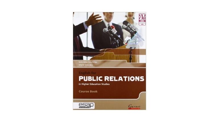 انگلیسی تخصصی برای رشته ی روابط عمومی