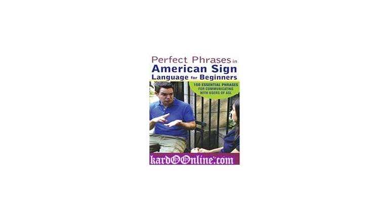 دانلود آموزش زبان اشاره آمریکایی American Sign Language