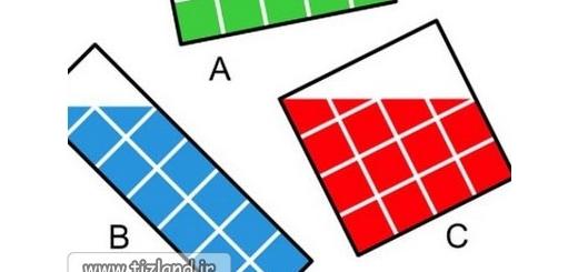بیشترین مساحت رنگی
