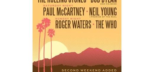 «راجر واترز»، «نیل یانگ»، «باب دیلن» و «مک کارتنی» جشنواره بزرگ «Desert Trip» با حضور ستارگان موسیقی اعتراض برگزار میشود