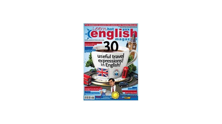 دانلود مجله Hot English 146