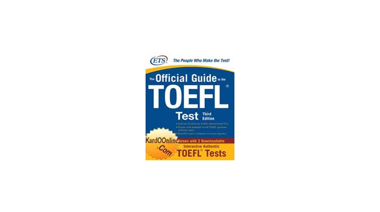 The Official Guide to the TOEFL iBT 3rd Edition