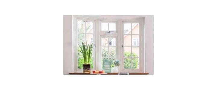 در پنجره دو سه جداره وین تک و ویستابست