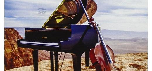 آلبوم پسرهای پیانیست - The Piano Guys Album