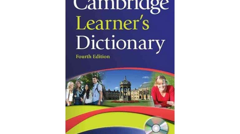 دیکشنری زبان آموزان کمبریج Cambridge Advanced Learner's Dictionary 4.0