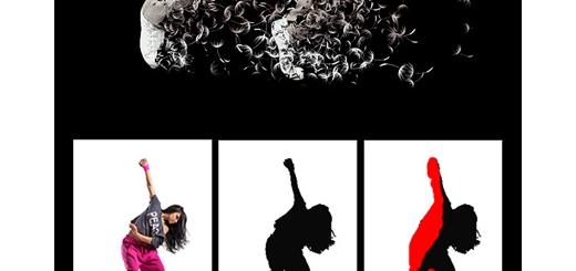 دانلود اکشن فتوشاپ ایجاد افکت قاصدک های پراکنده بر روی تصاویر