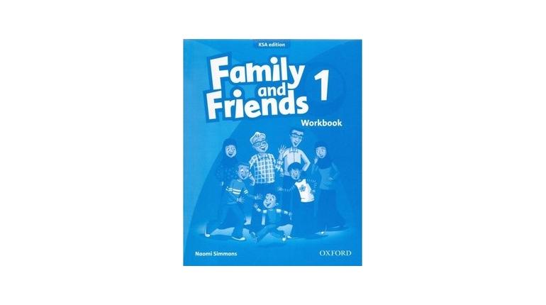 فایل های PDF و صوتی دوره آموزش زبان کودکان Family and Friends American