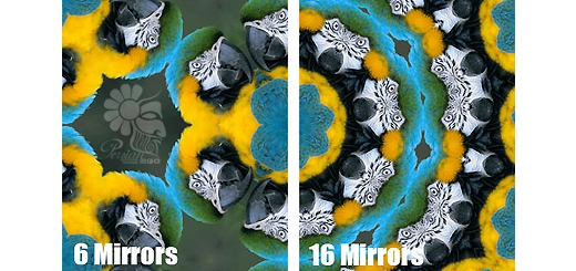 دانلود پنل فتوشاپ ساخت تصاویر کالیدسکوپ متحرک