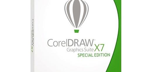 دانلود نرم افزار CorelDRAW Graphics Suite X7- قویترین نرم افزار طراحی های گرافیکی