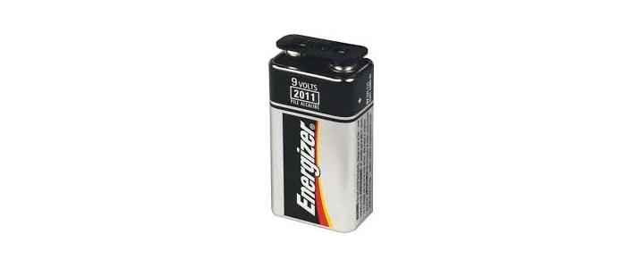 انواع باتری ربات