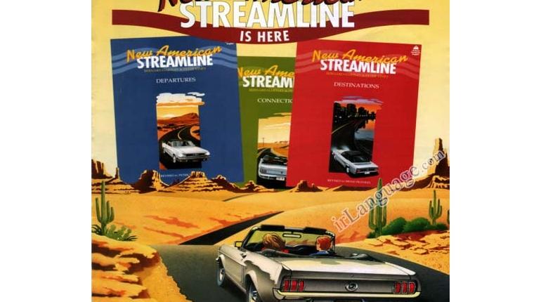 دانلود سری کتاب های زبان انگلیسی New American Streamline