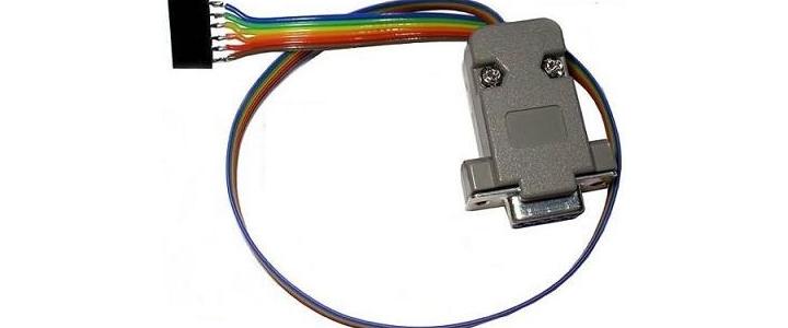 ISP پروگرامر برای AVR