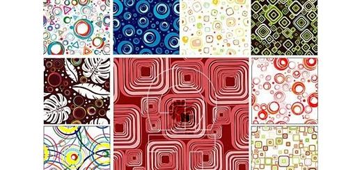 دانلود تصاویر وکتور پترن های متنوع