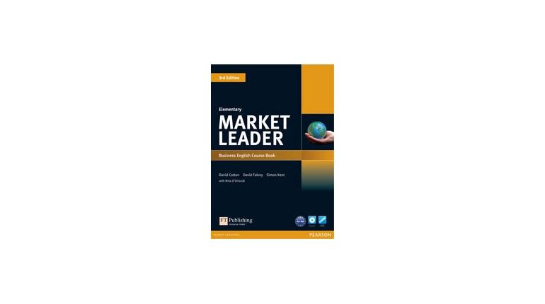 مجموعه زبان تخصصی مدیریت بازرگانی / Market Leader Elementary