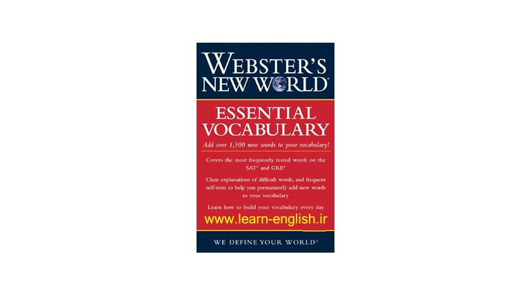 Webster Essential Vocabulary