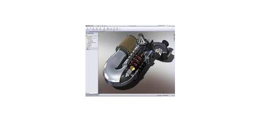 آموزش جامع و کاربردی نرم افزار معروف Solidworks