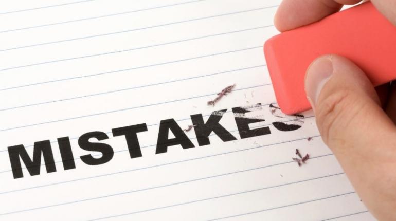 مسیرهای اشتباه در یادگیری زبان : تمرکز روی اشتباهات