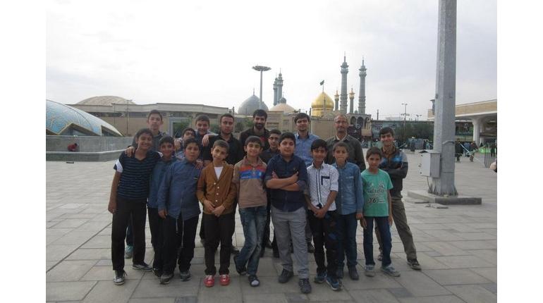 اردوی فرهنگی زیارتی قم - جمکران
