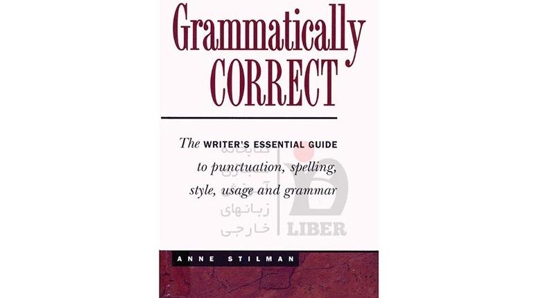 دانلود رایگان مجموعه آموزش نگارش و علائم نویسی انگلیسی Grammatically Correct