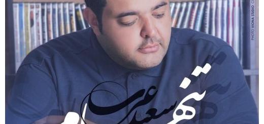 دانلود آهنگ جدید سعید عرب بنام تنهام