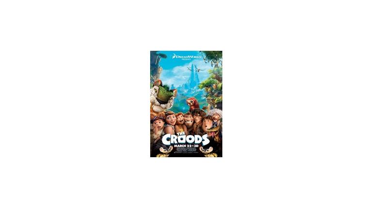 دانلود انیمیشن غارنشینان The croods
