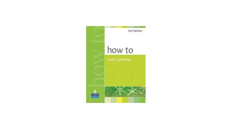 دانلود کتاب روش تدریس گرامر زبان انگلیسی/ How to teach grammar