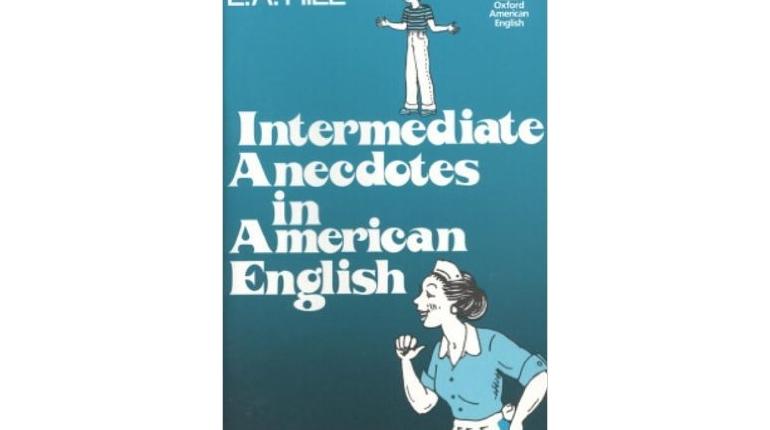 دانلود مجموعه داستان Anecdotes in American English سطح میانی