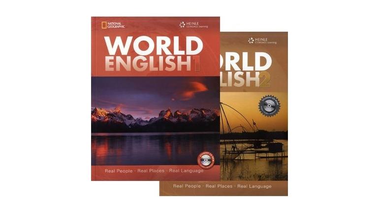 دانلود کتاب های ورلد انگلیش World English